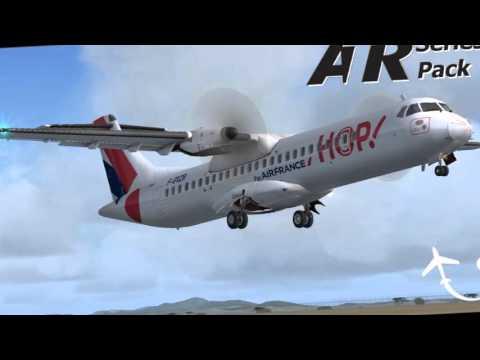 ATR Series Pack for FSX/P3D