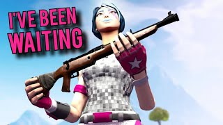 """Fortnite Montage - """"I'VE BEEN WAITING"""" (Lil Peep & ILoveMakonnen feat. Fall Out Boy)"""