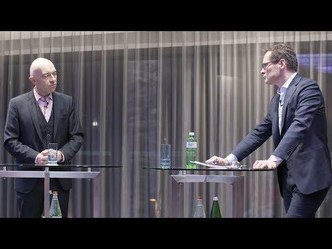 Weltwoche On the Road: Daniel Jositsch & Roger Köppel