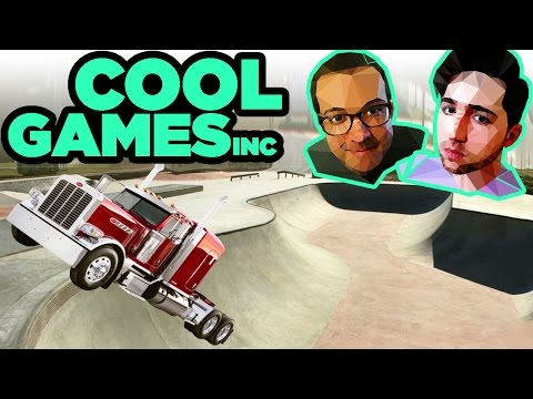 Griffin and Nick make Tony Hawk... but with Trucks — CoolGames Inc