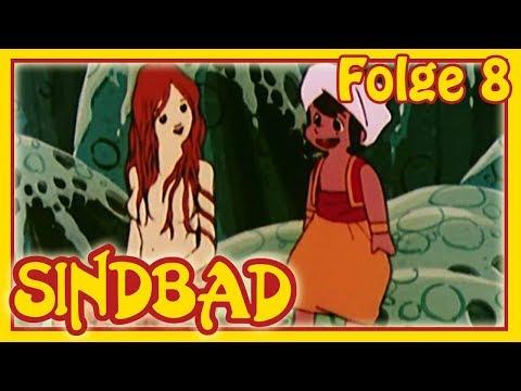 Sindbad Folge 08: Abenteuer mit der Meerjungfrau