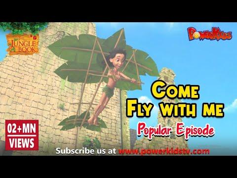 Jungle book Season 2 Episode 8 Come Fly...