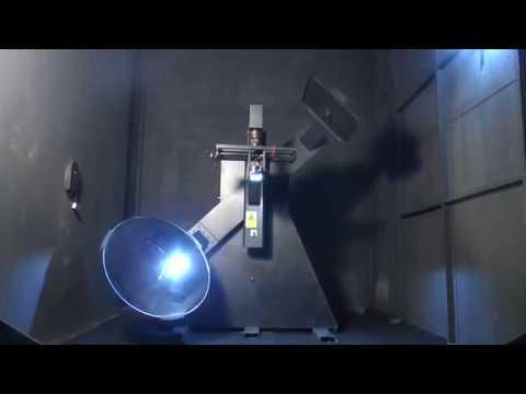 photometric testing for led lighting with goniophotometer. Black Bedroom Furniture Sets. Home Design Ideas