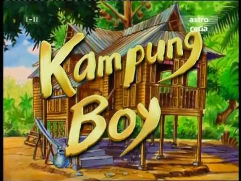 Kampung Boy Series 1 Intro Youtube