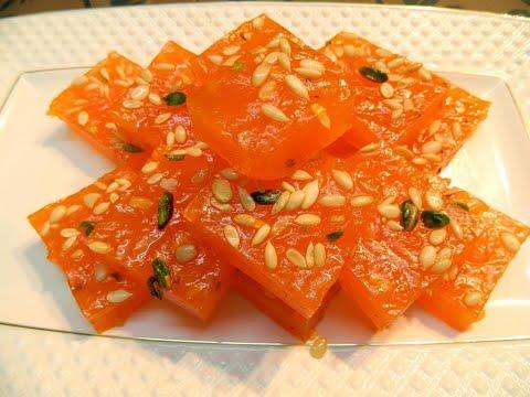 Bombay Karachi Halwa/Karachi Halwa /Cornflour Halwa Quiick and Easy recipe