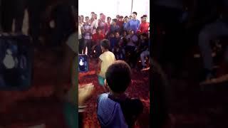 Teri aankhon ka kajal superhit dance by cute boy