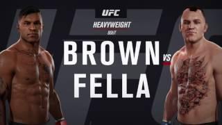 EA SPORTS UFC 2 СУДЬЯ , ОСТАНОВИ ЭТО 24
