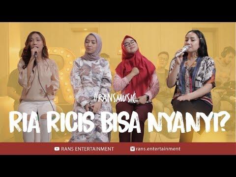 Nostalgia Lagu Anak (Nagita X Ria Ricis, Chaca, Tika)