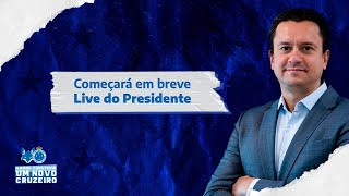 Live do Presidente #11 - Sérgio Santos Rodrigues