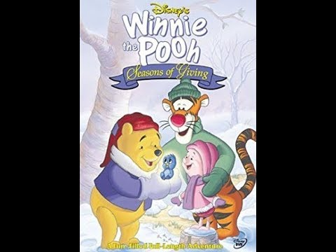 winnie the pooh seasons of giving trailer