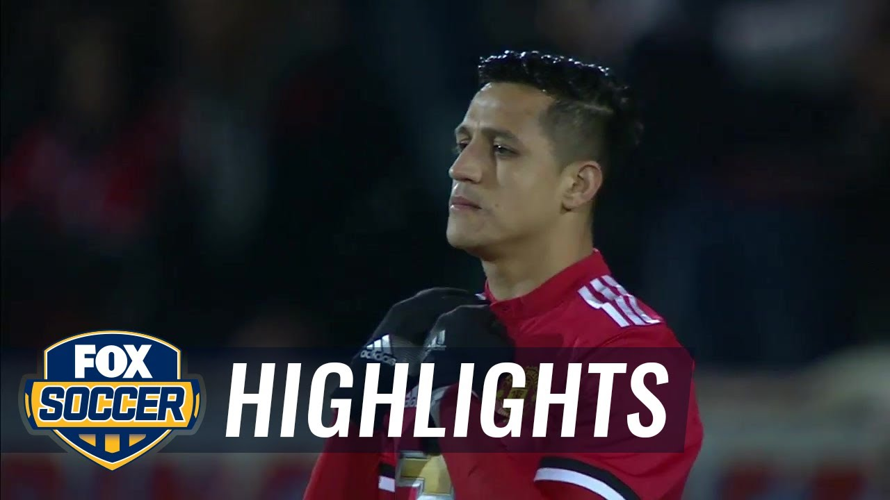 Yeovil Town vs. Manchester United | 2017-18 FA Cup Highlights
