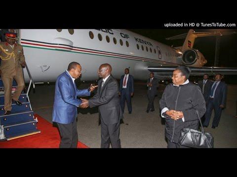 uhuru Angola trip