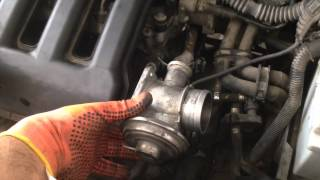 How to do a Full Service on a Land Rover Freelander TD4