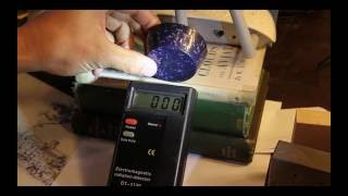 Debunked: Experiments Showing Orgonite Blocking Electromagnetic Radiation