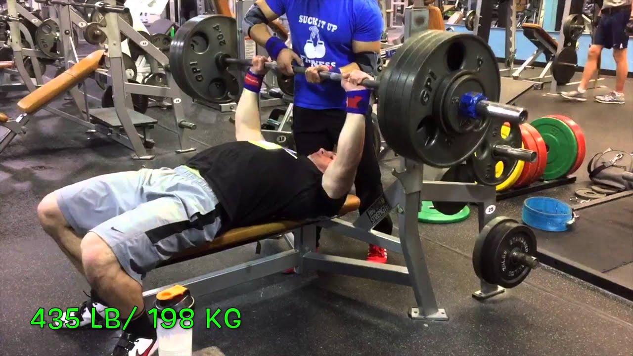 Owen Gym Total 1805 Lb 8205 Kg 99 500 Wilks 19 Years Old