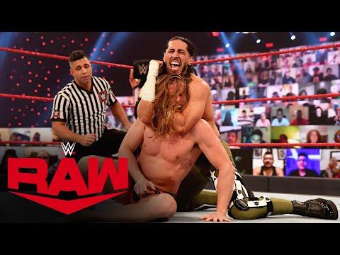 Riddle vs. Mustafa Ali: Raw, Apr. 5, 2021