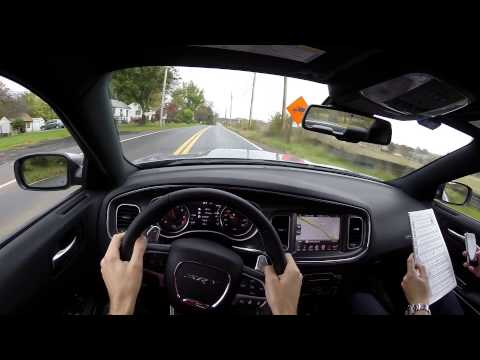 2015 Dodge Charger SRT 392 - WR TV POV Test Drive