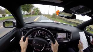 2015 Dodge Charger SRT 392 - WR TV POV Test Drive
