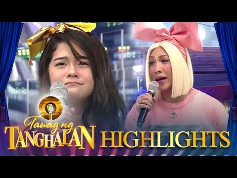 Vice Ganda gets pissed to It's Showtime dancer Issa | Tawag ng Tanghalan