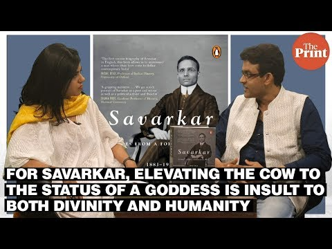 For Savarkar, elevating the cow to the status of a goddess is insult to both divinity and humanity