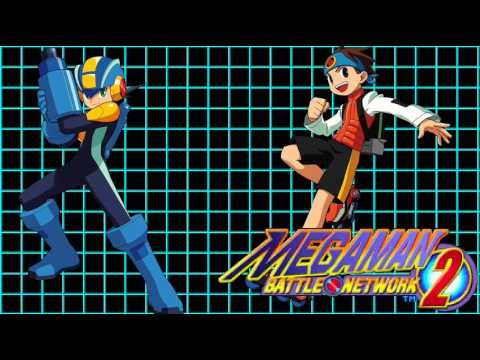 Mega Man Battle Network 2 OST - T28: Virus Busting (Battle Theme)