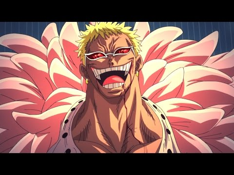 [One Piece AMV] Donquixote Doflamingo - Tribute