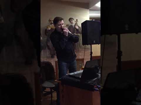 """""""Синяя вечность!"""" шоумен Всея Руси Олег Лихачев лабает в кабаке!"""