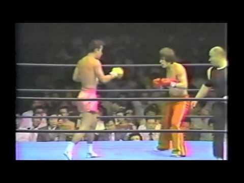 """Sensei Benny """"The Jet"""" Urquidez talks about his fight with Katsuyuki Suzuki"""