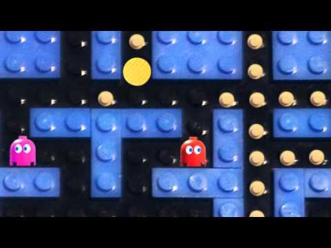 Lego Bricksels: Pac-Man