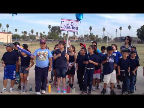 RAW VIDEO: Rockwood Elementary School holds Olympics