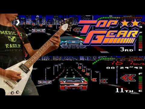 Top Gear SNES Track 3 (Metal Cover)