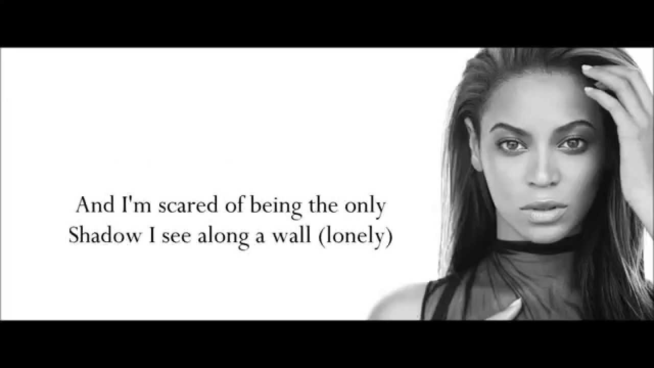 Beyonce Knowles - Scared Of Lonely Lyrics | MetroLyrics