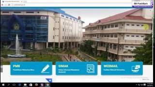 SIMAKAD Unismuh Makassar cara mengecek pembayaran semester