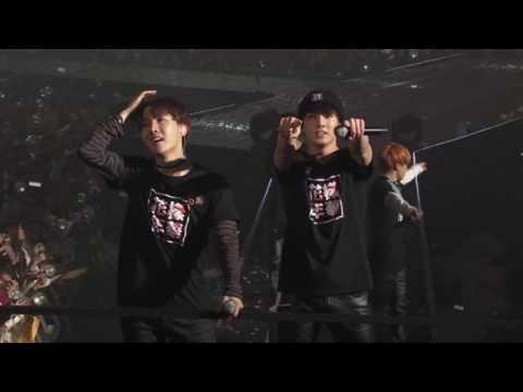 BTS HYYH ENCORE - I NEED U & Goodbyes LIVE