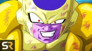 The 10 Most Powerful Dragon Ball Z Villains
