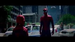 EL SORPRENDENTE HOMBRE ARAÑA 2 LA AMENAZA DE ELECTRO Trailer 2 Español Latino