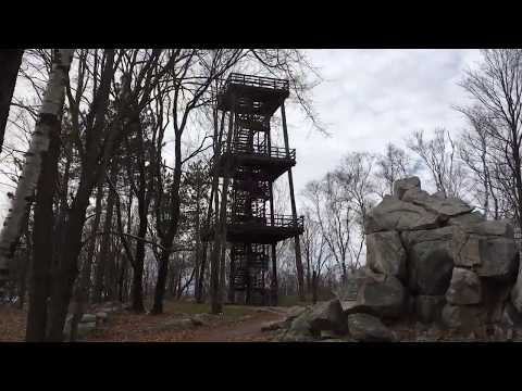 Rib Mountain Observation Tower