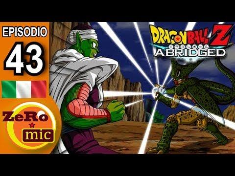 ZeroMic - Dragon Ball Z Abridged: Episodio 43 [ITA]