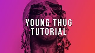 How To Make A Young Thug Type Beat (FL Studio Tutorial)