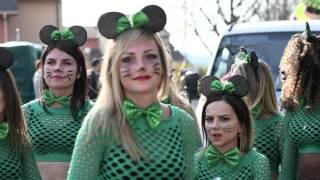 Shine's Girls - Carnaval St Pierre de Chandieu 2015