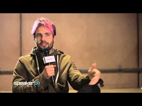 What So Not - Speaker TV Interview