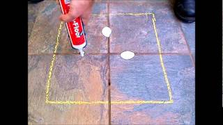 How-To Fix Loose & Hollow Tile Floors: Don