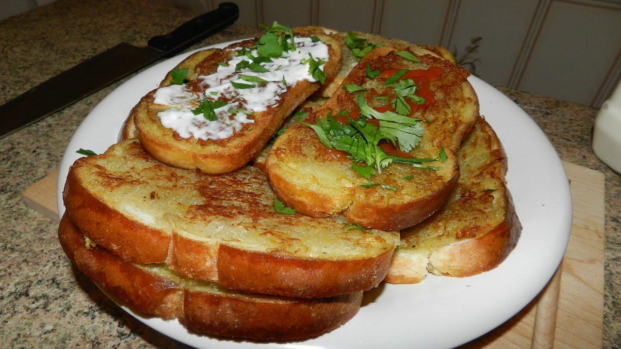 что можно приготовить на завтрак из картошки