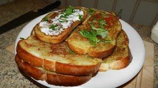 Что приготовить когда в холодильнике пусто, Горячие Бутерброды с Картошкой!(Часть 2 тут Что приготовить когда в холодильнике пусто 2 Тортию испанская https://www.youtube.com/watch?v=uGxS63UonW4 Как научит..., 2015-03-05T10:01:56.000Z)