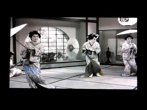 I love Lucy ~ Geisha girl