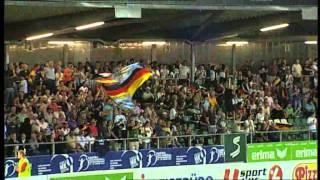 2011 IFA Faustball WM Finale: Deutschland vs. Österreich