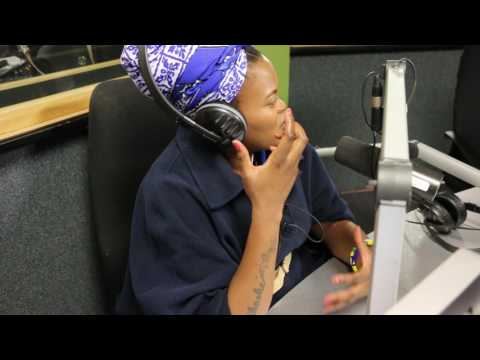 Buhlebendalo talks about a moment that changed her entire life