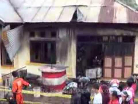 Ledakan Kios Bensin Batusangkar Mp3