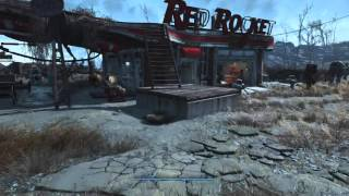 Fallout 4 Smiling Larry bug PS4