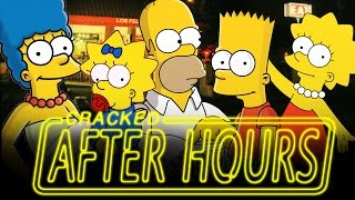 After Hours - 4 Insane Simpsons Fan Theories (That Might Be True)